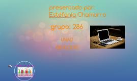 presentado por: Estefania Chamorro