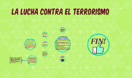 La derrota del terrorismo