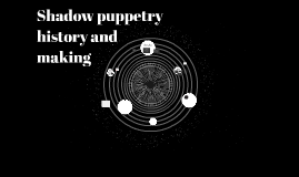 Greek Shadow puppet myths