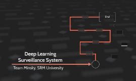 Deep Learning Surveillance System