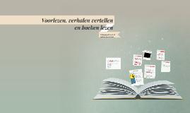 Voorlezen, verhalen vertellen en boeken lezen