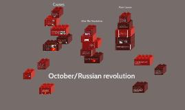 October/Russian revolution