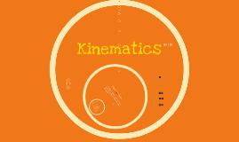 IB - 1D Kinematics