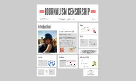 JOURNALISM CENSORSHIP