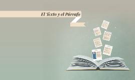 El Texto y el Párrafo