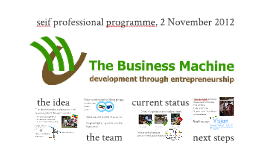 Business Machine seif 2.11.2012