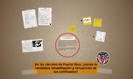 Copy of En las cárceles de Puerto Rico, ¿existe la verdadera rehabil