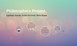 Philosophers Project