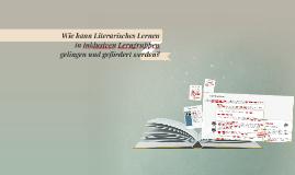 Wie kann Literarisches Lernen in inklusiven Lerngruppen geli