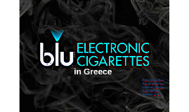 Mgmt 154 Blu E-Cigs