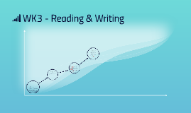 Copy of WK3 - Reading & Writing