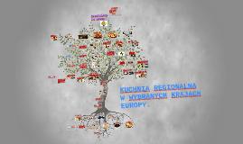 Copy of KUCHNIA REGIONALNA W WYBRANYCH KRAJACH W EUROPIE