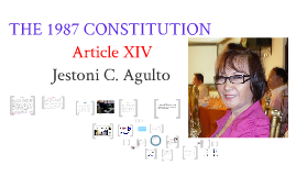 Copy of PHILIPPINE CONSTITUTION ARTICLE XIV