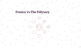 Frozen vs The Odyssey
