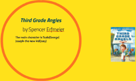 Third Grade Angles