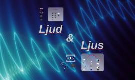 Ljud & Ljus. Linåkerskolan