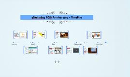 eTwinning 10th Anniversary - Timeline
