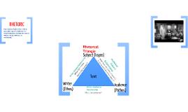 Copy of Rhetorical Triangle & Atticus's Closing Arguments