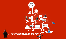 LEGO REAJUSTA LAS PIEZAS
