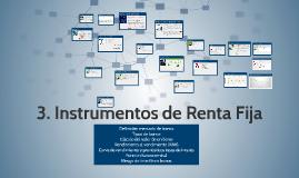 Copia de 3. Instrumentos de Renta Fija