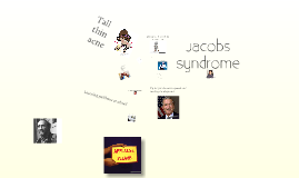 jacobs syndrom Jacobs syndrome bwoocky loading unsubscribe from bwoocky cancel unsubscribe working jacob's story: angelman syndrome | studio 10 - duration:.
