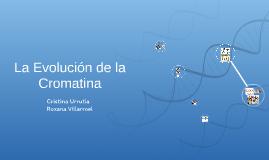 La Evolución de la Cromatina