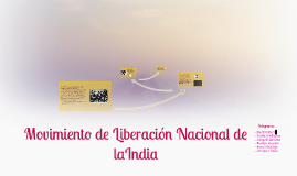 Copy of Movimiento de Liberacion Nacional India - Pakistan