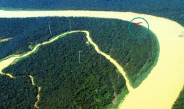 Situada na região norte da América do Sul, a floresta amazôn