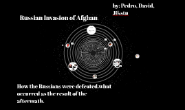 Russian Invasion of Afghan