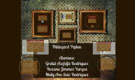 Copy of Hildegard Peplau