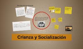 CRIANZA Y SOCIALIZACION