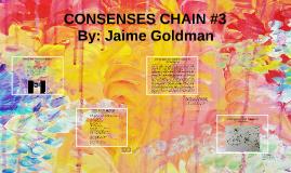 Consenses Chain #3
