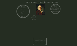 Carolus Linnaeus – father of modern taxonomy