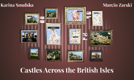 Castles across the UK
