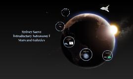 Astronomy I Binder