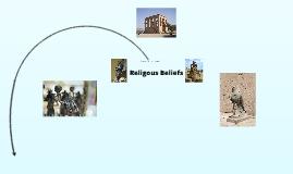 Religous Beliefs