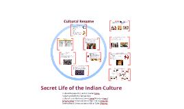 Copy of Indian Culture
