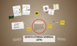 Copy of QUINTA FORMA NORMAL (5FN)