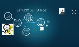 Copy of ESTUDIO DE TIEMPOS.