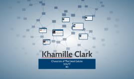 Khamille Clark
