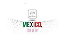 ¡México