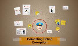 Ethics: Police Corruption