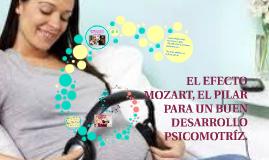 EL EFECTO MOZART, EL PILAR PARA UN BUEN DESARROLLO PSICOMOTR