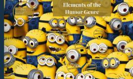 Humorous Genre 3rd -6th grade