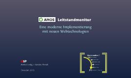 AMOS - Leitstandmonitor