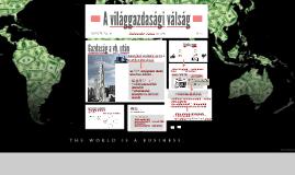 A világgazdasági válság