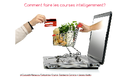 Faire les courses intelligemment