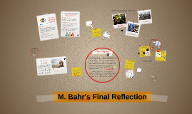M. Bahr's Final Reflection