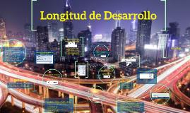 Copy of Longitud de Desarrollo
