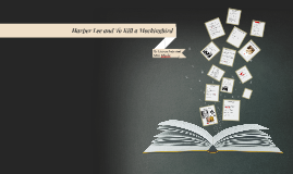 Copy of Harper Lee and To Kill A Mockingbird